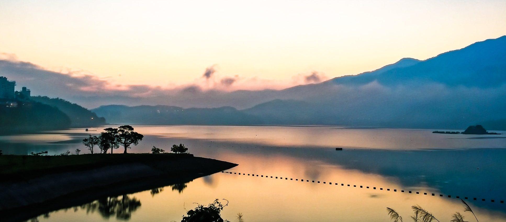 🌸櫻花季🌸【台北出發】~湖光山色日月潭~水陸空一日遊(NTO35)