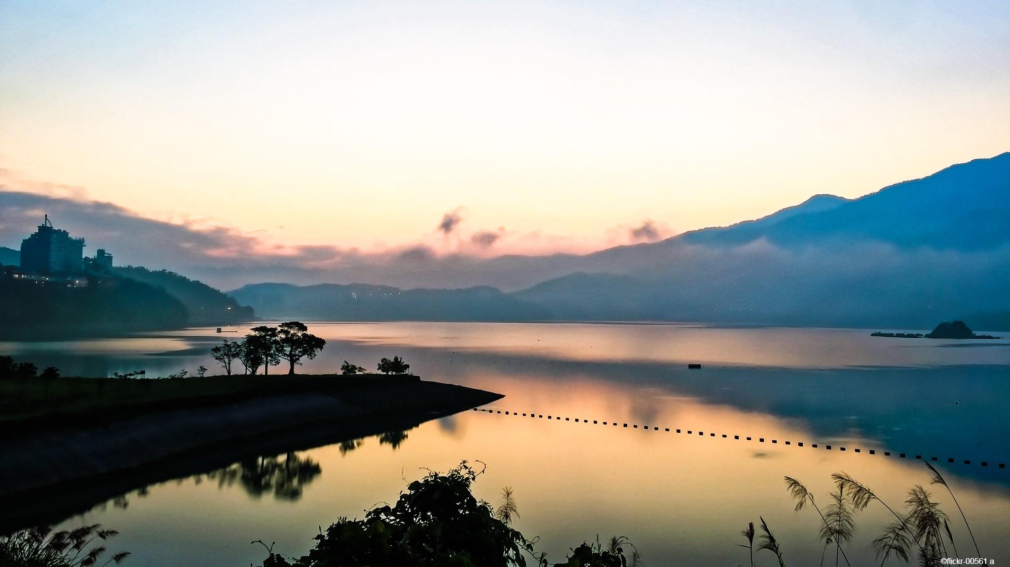 【台北出發】~湖光山色日月潭~水陸空一日遊(NTO35)