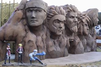 【日本】淡路島動漫主題樂園-二次元之森★NARUTO & BORUTO 忍里★