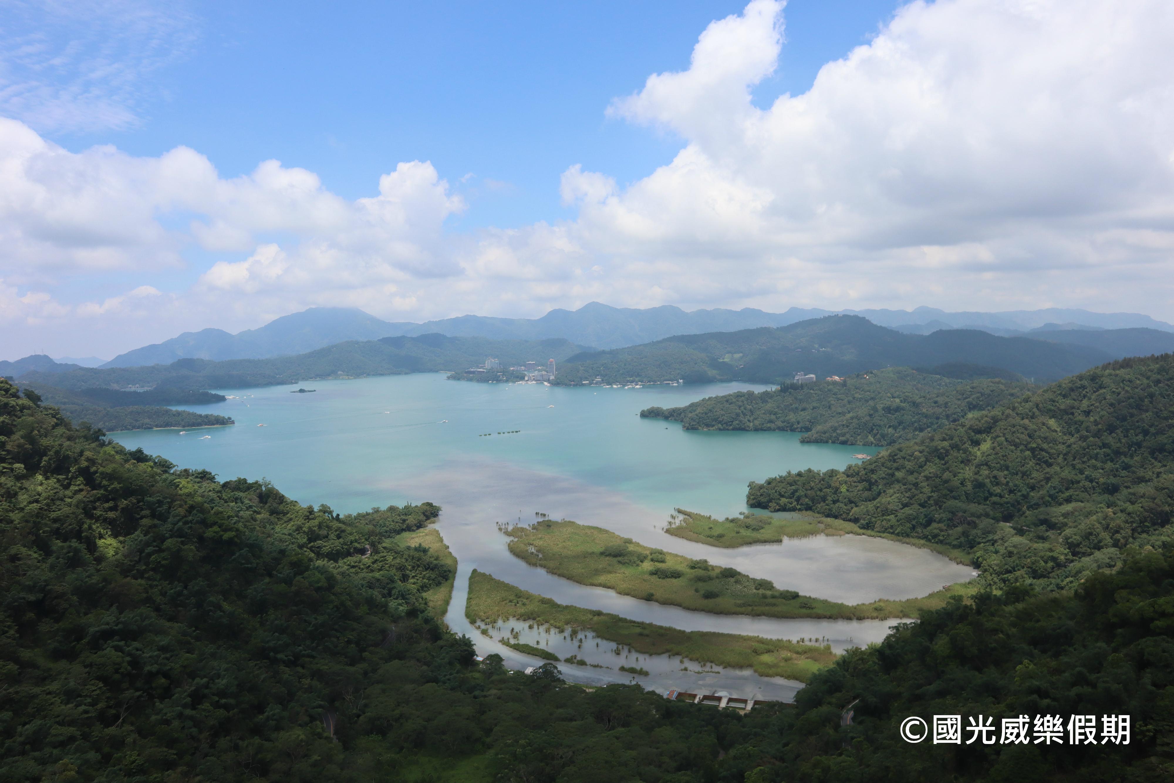湖光山色~日月潭一日遊(NTO35)