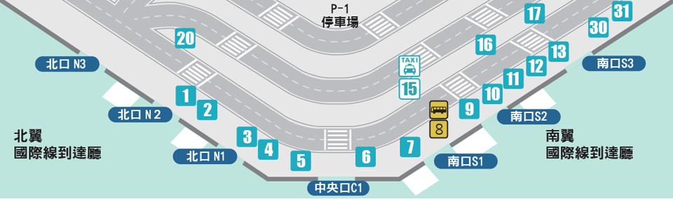 成田機場第一航廈