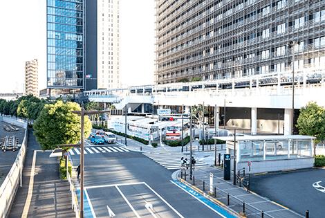 日本東京大崎站
