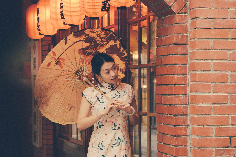 【青春照相館變裝攝影】穿越時空 宜蘭傳藝中心復古情懷一日遊(ILN36)