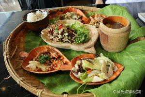 可另加購【邵族風味餐】至碼頭休閒大飯店享用日月潭在地特色美食